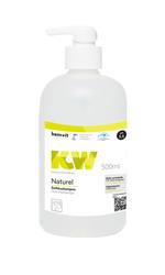 KW Naturel suihkushampoo 500 ml