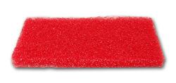 Hankauslevy 12x25 punainen