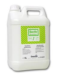 Sactiv Nestekloori 5 ltr desinfioiva puhdistusaine 100831926