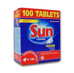 Sun Professional tabletit astianpesuun 100 kpl 101100937