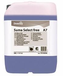 Suma Select free A7 20 ltr 7510556 huuhtelukirkaste