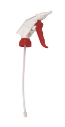 Vaahtosumutinlaite CI valkoinen/punainen 8506