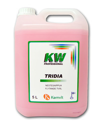 KW Tridia käsienpesuneste 5 ltr