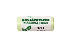 Biopussi 10 ltr 0010 15 kpl/rll
