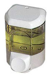 Saippua-annostelija 350 ml MP-561 valkea