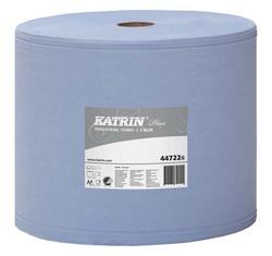 Katrin 447226 Classic Industrial Towel L 2 Blue teollisuuspyyhe