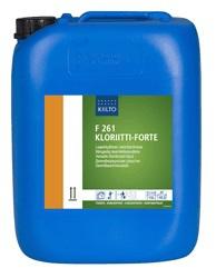 Kiilto Kloriitti Forte 10 ltr hypokloriittipitoinen desinfiointiaine