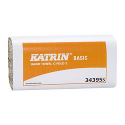 Katrin 343955 Basic Hand Towel C-fold 2 käsipyyhepaperi