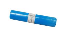 Jätepussi 20 ltr 1350 sininen 50 kpl/rll