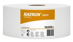 Katrin 102060 Basic Gigant M WC-paperi 6 rll/säkki