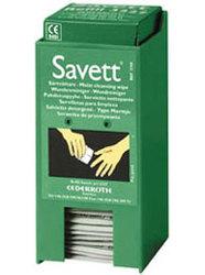 Salvequick haavapyyhetäydennys, 20 pack, 20kpl/ltk 32370