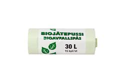 Biopussi 30 ltr 0030 15 kpl/rll