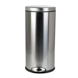 Poljinämpäri DELUXE pyöreä 30 ltr CW 1810 Stainless Steel