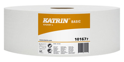 Katrin 101674 Basic Gigant L WC-paperi 6 rll/säkki