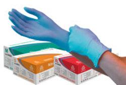 Evercare 6400 kertakäyttökäsine nitriili 100 kpl/pkt