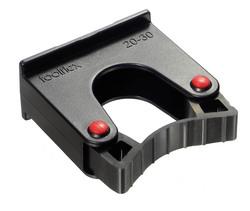 Välinepidin 20 - 30 mm seinäkiinnitys VP-5101
