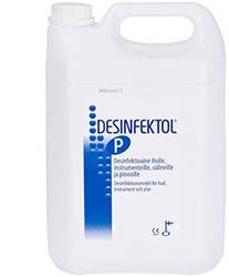 Desinfektol P 5 ltr 13240132 desinfektioaine