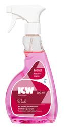 KW Red valmis käyttöliuos saniteettitiloihin 500 ml