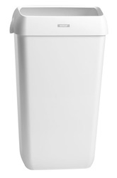Katrin 91899 kannellinen roskakori 25 ltr, valkoinen