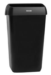 Katrin 92261 roskakori 25 ltr, musta