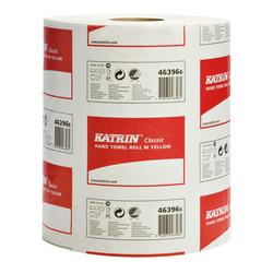 Katrin 463966 Classic Hand Towel Roll M Yellow vetopyyhe
