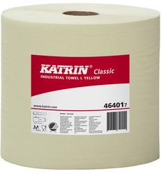 Katrin 464017 Classic Industrial Towel L Yellow teollisuuspyyhe
