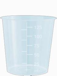 Kuppi 125 ml asteikolla 1000 kpl/ltk 75.1355