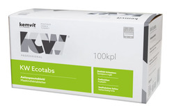 KW Ecotabs fosfaatiton astianpesutabletti 100 kpl/pkt 180105