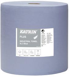 Katrin 447733 Plus XL 3 Blue teollisuuspyyhe