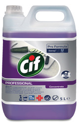 Cif Professional 2 in 1 desinfioiva puhd.aine 5 ltr 7517738