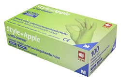 Med Comfort Apple Nitriilikäsine koko M 100 kpl/pkt