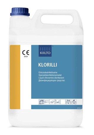 Kiilto Klorilli 5 ltr erikoisdesinfektioaine