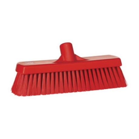 Vikan lattiaharja 30 cm medium punainen 70684
