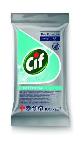 Cif Professional yleispuhdistusliina 100 kpl/pkt 101102238