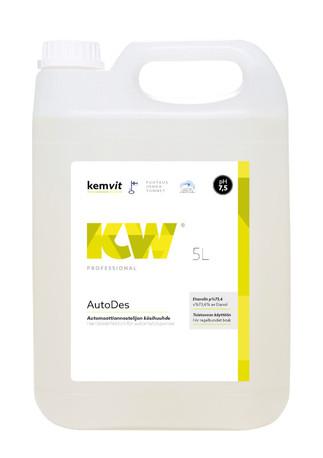 KW Autodes käsihuuhde 5 ltr