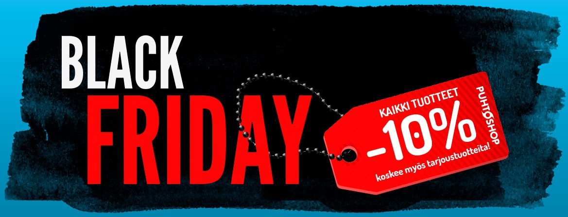 Black Friday -10 %